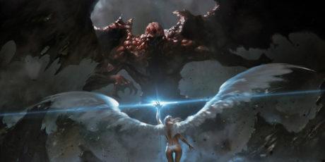 Книги об Ангелах и Демонах (Часть I)