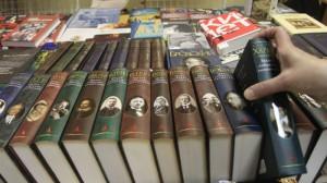 Россия принимает участие в 46-й Международной книжной выставке