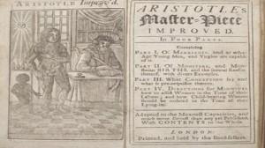 Руководство по сексу XVII века выставлено на аукцион