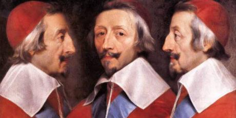Книги об исторических личностях: Кардинал Ришелье