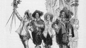 Александр Дюма — «Три мушкетёра»