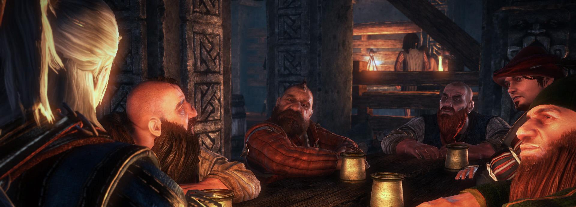 Таверна в Ведьмаке