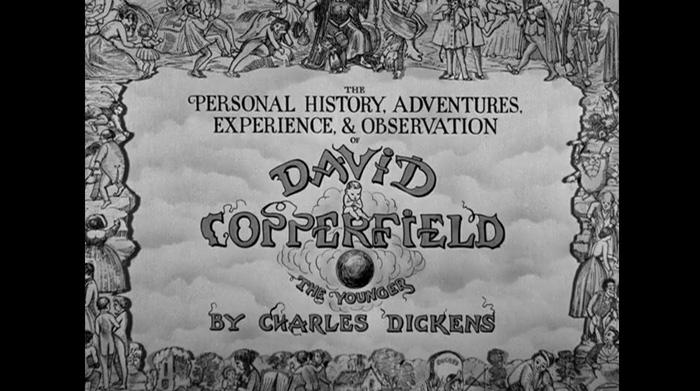 Жизнь Дэвида Копперфильда, рассказанная им самим