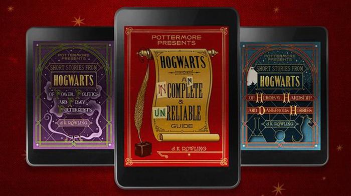 Новые книги о мире Гарри Поттера
