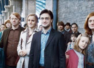 Новый фильм о Гарри Поттере
