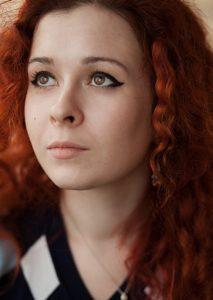 Анастасия Волк — писатель