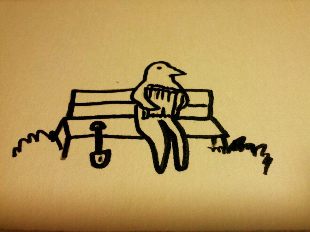Химмель-штрассе, аккордеон и Наставление могильщику
