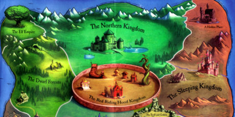Серия книг «Страна сказок» – Крис Колфер