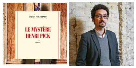 «Тайна Анри Пика» – литературный детектив Давида Фонкиноса
