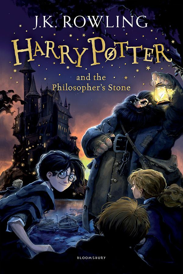 J. K. Rowling – Harry Potter and the Philosopher`s Stone