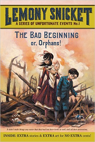 Lemony Snicket's A Series of Unfortunate Events – The Bad Beginning