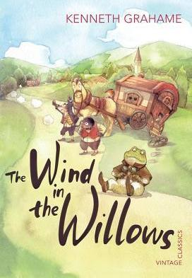 Kenneth Grahame – «The Wind in The Willows»