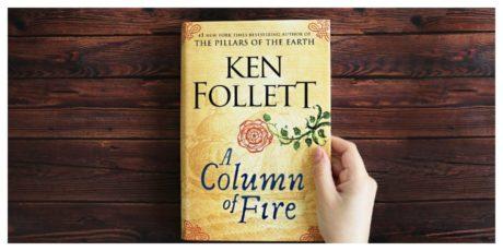 Кен Фоллетт «Столп огненный»