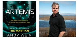 «Артемида» – новый роман Энди Вейера, автора «Марсианина»