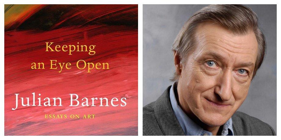 «Открой глаза» – Джулиан Барнс