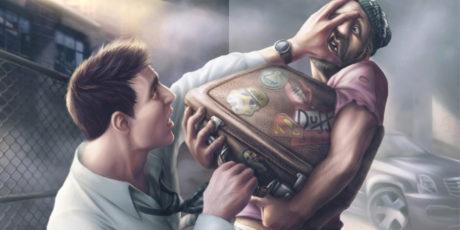 Валерий Грикьян: приключенческая повесть «Инвестор со свалки»