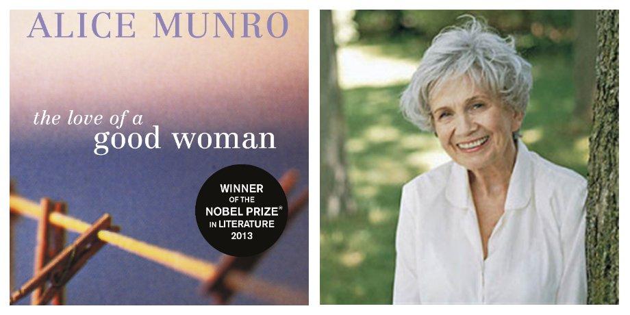 «Любовь хорошей женщины» – Элис Манро