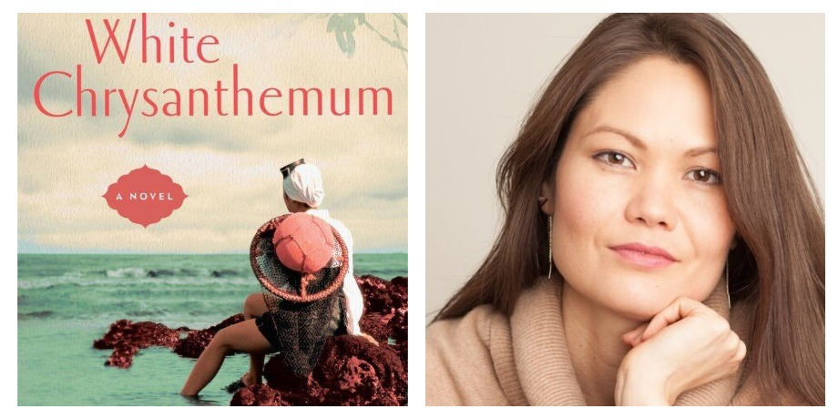 «Белая хризантема» – Мэри Линн Брахт