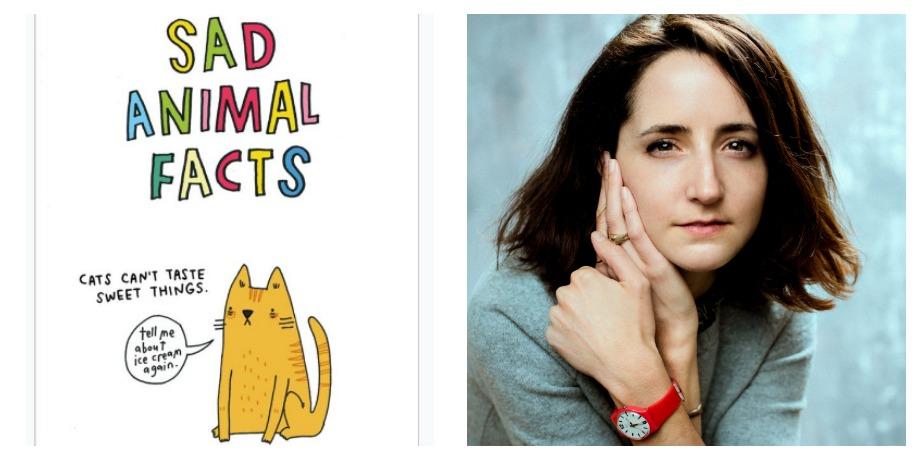 «Грустные факты о животных» – Брук Баркер