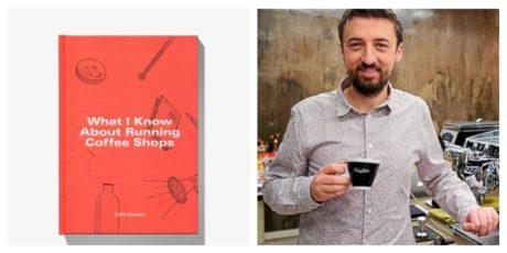 Колин Хармон «Что я знаю о работе кофейни»