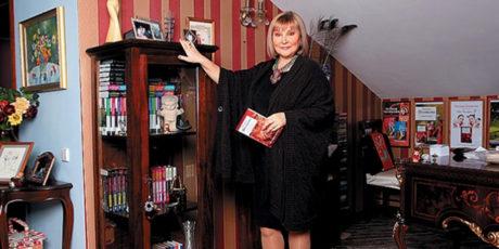 Татьяна Полякова и серия книг «Таинственная четверка»