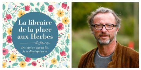 Эрик де Кермель «Хозяйка книжной лавки на площади Трав»