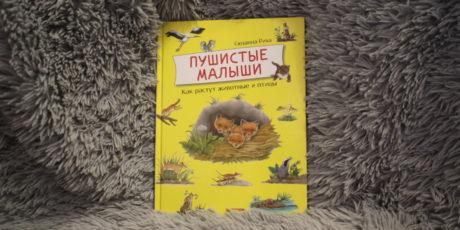 Сюзанна Риха «Пушистые малыши. Как растут животные и птицы»