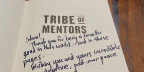 Глубокие идеи из книги «Племя менторов» Тима Ферриса