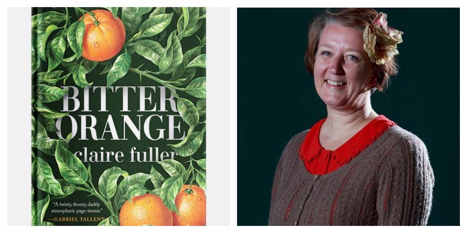 «Горький апельсин» – Клэр Фуллер
