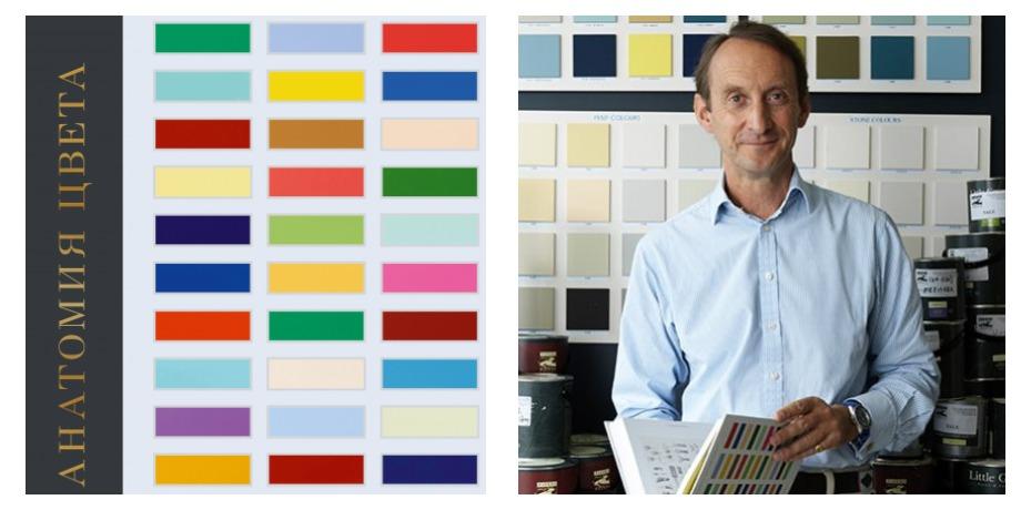 «Анатомия цвета» – Патрик Бейти