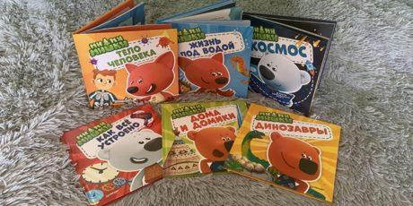 Серия детских книг «Ми-ми-мишки»